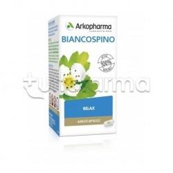 Arkocapsule Biancospino Bio Integratore Rilassante 45 Capsule