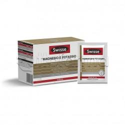 Swisse Magnesio e Potassio Integratore di Sali Minerali 24 Bustine