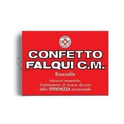 Confetto Falqui C.M. 20 Compresse 5 mg per Stitichezza