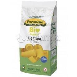 Farabella Bio Pasta Rigatoni Mais e Riso Senza Glutine 340g