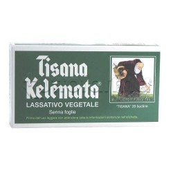 Tisana Kelemata 20 Bustine per Tisana 1,3 gr contro Stitichezza