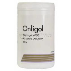 Onligol Macrogol 4000 Integratore per Stitichezza 400g