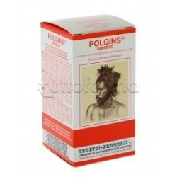 Vegetal Progress Polgins Ginseng Integratore Tonico 60 Capsule