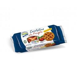 Happy Farm Crostatine alla Fragola Senza Glutine 180g