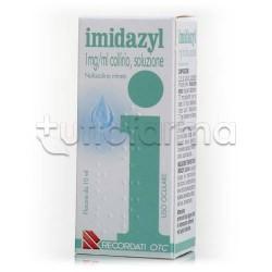 Imidazyl Collirio 10 ml 0,1% per Occhi Irritati ed Arrossati