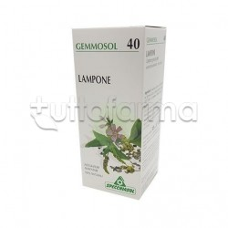 Gemmosol Integratore Lampone 50ml