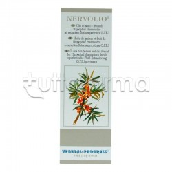 Vegetal Progress Nervolio Integratore con Omega-3 50ml