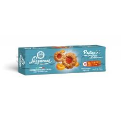 Lazzaroni Pasticcini all'Albicocca Senza Glutine 80g