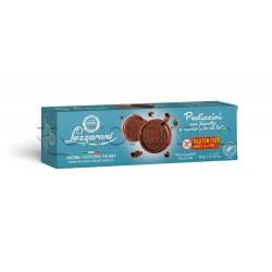 Lazzaroni Pasticcini con Biscotto e Cioccolato al Latte Senza Glutine 100g