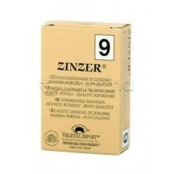 Vegetal Progress Zinzer Olio Essenziale di Zenzero 10ml