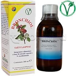 Herboplanet Bronchiol Sciroppo per Apparato Respiratorio di Adulti e Bambini 200ml