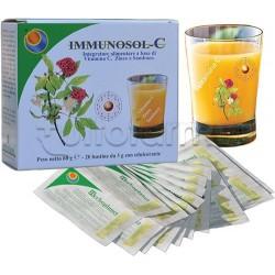 Herboplanet Immunosol C Integratore Vitaminico 20 Bustine