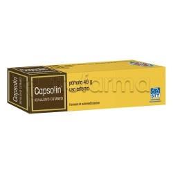 Capsolin Pomata 40 gr