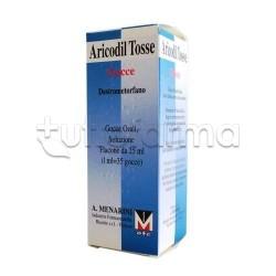 Aricodiltosse Gocce 25 ml per Tosse Secca