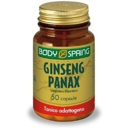 Body Spring Ginseng Panax 50 Compresse