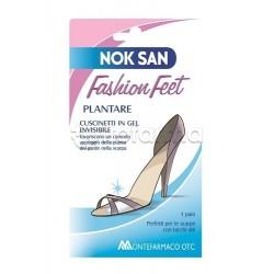 Nok San Fashion Feet Plantare in Gel 1 Paio