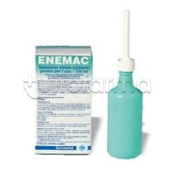Enemac Flacone 130 ml 16,1+6/100 ml Clistere