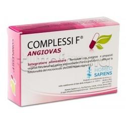 Complessi F Angiovas Integratore Antiossidante per Microcircolo 30 Compresse