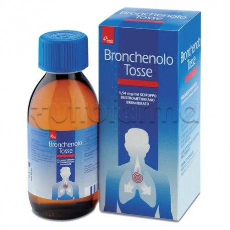 Bronchenolo Tosse Sciroppo Sedativo della Tosse 150 ml
