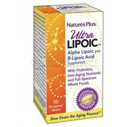 Ultra Lipoic Acid Integratore Antiossidante 30 Tavolette