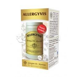 Dr Giorgini Allergyvis Integratore Apparato Respiratorio