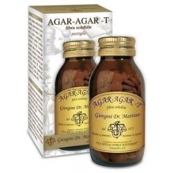 Dr Giorgini Agar-Agar-T Integratore per Stitichezza 180 Pastiglie