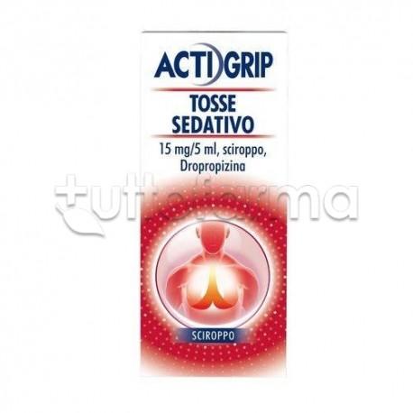 Actigrip Tosse Sedativo per Tosse Secca Sciroppo 150 ml