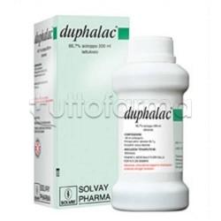 Duphalac Sciroppo 200 ml 66,7 gr/100 ml Lassativo per Stitichezza