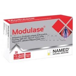 Named Modulase Integratore per Ossa 20 Compresse