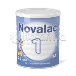 Novalac 1 Latte in Polvere 0-6 Mesi 800g