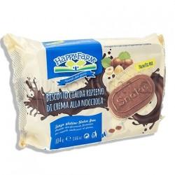 Happy Farm Biscotto Snakis alla Nocciola Senza Glutine 26g