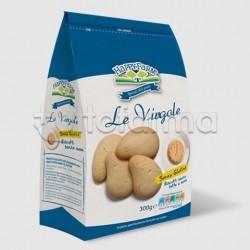 Happy Farm Biscotti Virgole Classiche Senza Glutine 300g
