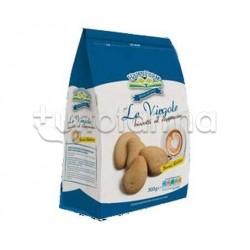 Happy Farm Biscotti Virgole al Cappuccino Senza Glutine 300g