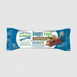 Happy Farm Snack Happy Feel con Cacao e Nocciole Senza Glutine 30g