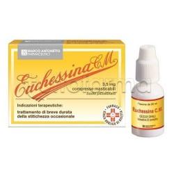 Euchessina CM 18 Compresse Masticabili Lassative per Stitichezza