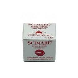 Vegetal Progress Scimare Rosso Labbra Balsamo Labbra Idratante 5ml