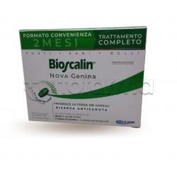 Bioscalin Nova Genina Integratore per Capelli Deboli 60 Compresse