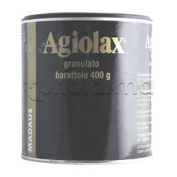 Agiolax Granulato per Stitichezza Barattolo 400 gr
