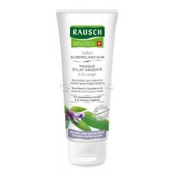 Rausch Maschera Curativa Lucentezza Argentea alla Salvia per Capelli 100ml