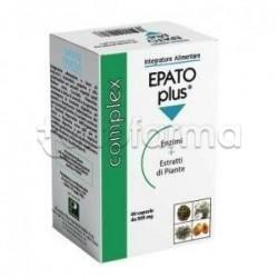 Epato Plus Integratore per la Digestione 60 Capsule