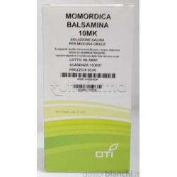 OTI Momordica Balsamina 10MK 20 Fiale