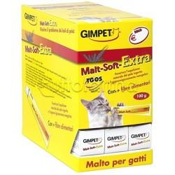 MGimpet Malt Soft Extra Pasta per Boli di Pelo dei Gatti