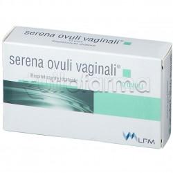 Serena Ovuli Vaginali Idratanti 10 Ovuli
