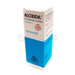 Aloxidil Soluzione Cutanea per Capelli 20mg/ml Flacone da 60ml