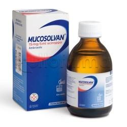 Mucosolvan Sciroppo 200 ml 15 mg/5 ml per Tosse e Catarro