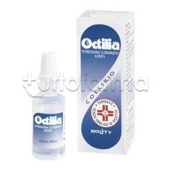 Octilia Collirio 8 ml 0,5 % per Occhi Arrossati ed Irritati