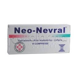 Neonevral 10 Compresse Antinfiammatorio ed Antidolorifico