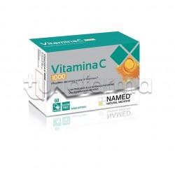 Named Vitamina C 1000 Integratore per Difese Immunitarie 60 Capsule