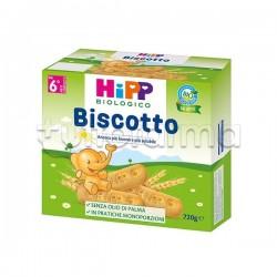 Hipp Biologico Biscotto Solubile 6 Mesi+ 720g