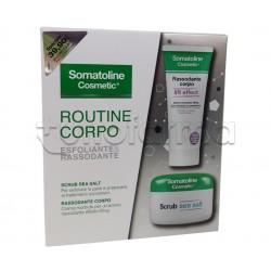 Somatoline Cofanetto Routine Corpo Crema Rassodante Corpo + Scrub Corpo